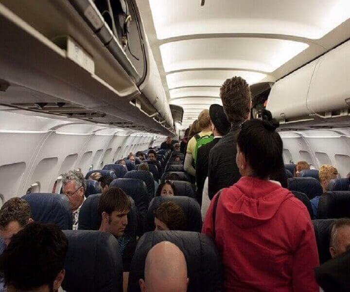 Что нужно знать в первом полете на самолете.