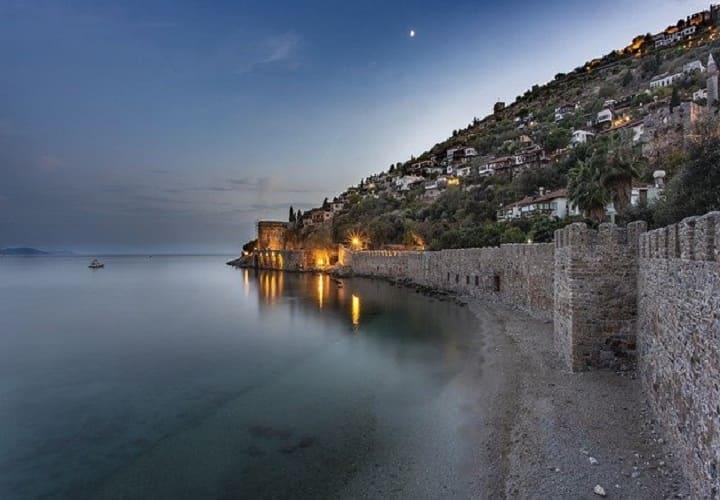 Не только море и пальмы: что посмотреть в турецкой Аланье?