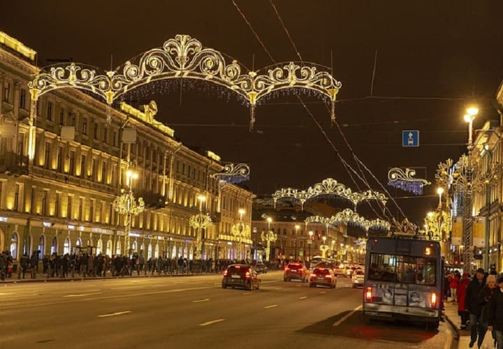 Места, которые стоит посетить в Санкт-Петербурге