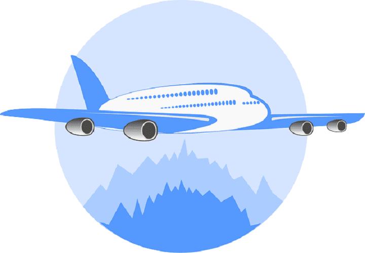 Самолет победа-провоз ручной клади