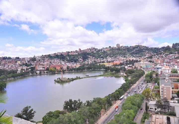 Антананариву Мадагаскар
