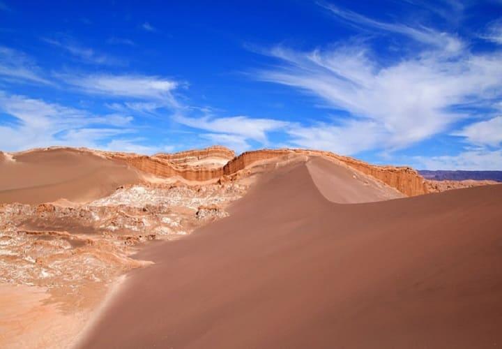 Самая жаркая пустыня Атакама