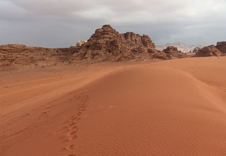 пустыня Деште-Лут