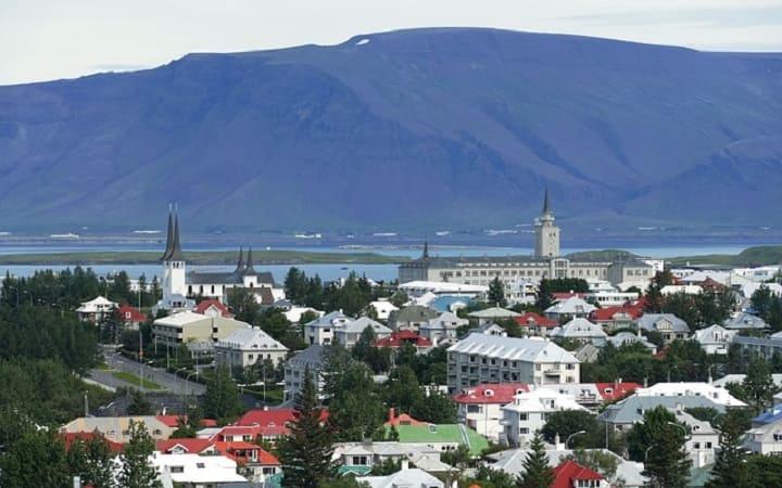 Исландия город Рейкьявик