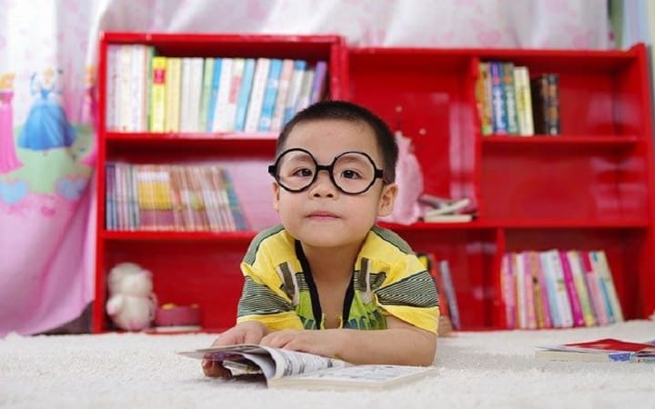 ребенок билингвы