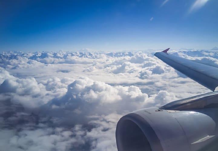 Турбулентность в самолете что это