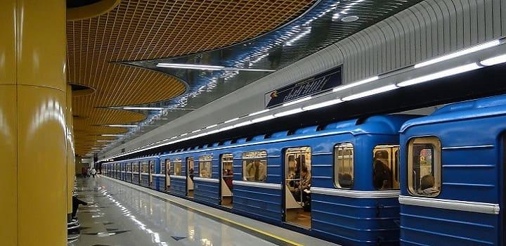 метро в минске