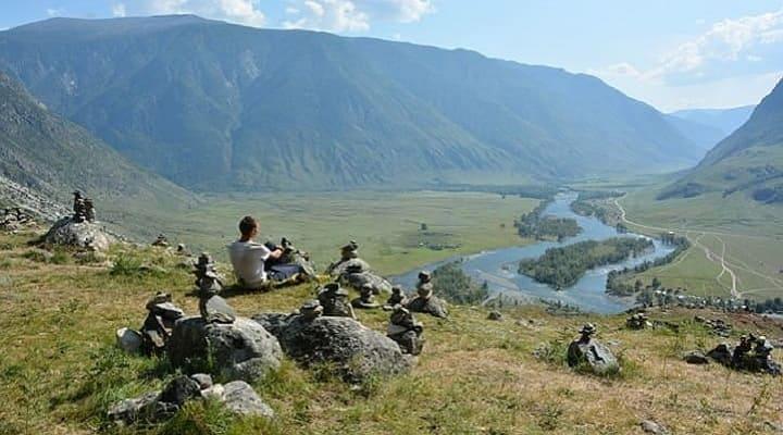 на что посмотреть на Алтае-долина