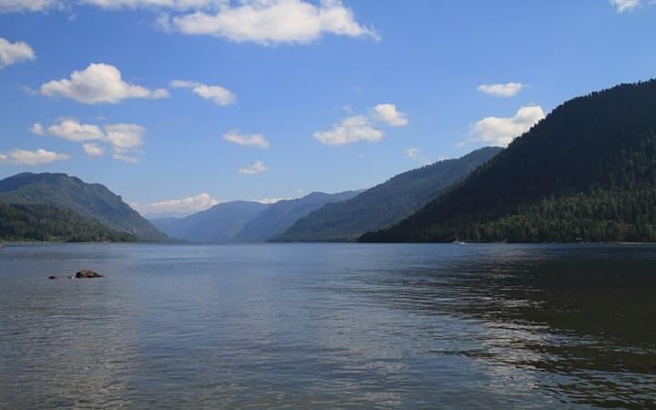 алтай озеро