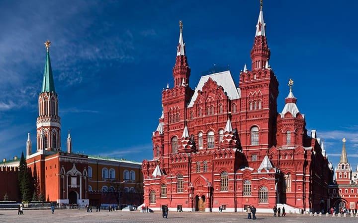 исторический музей москва