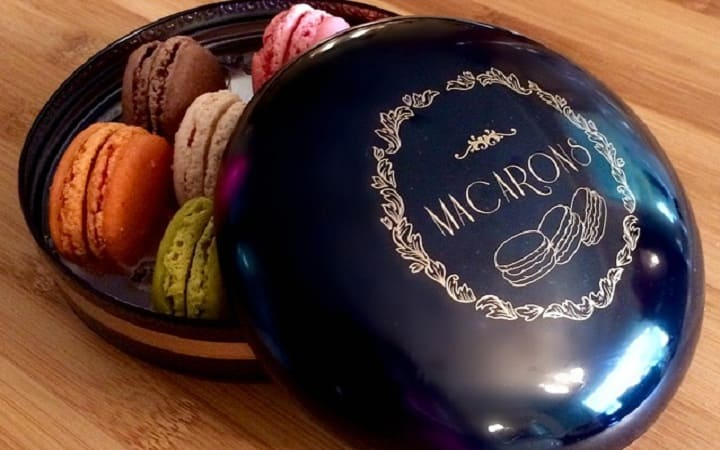 пирожные Макаронс