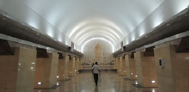 метро Абая в Алматы