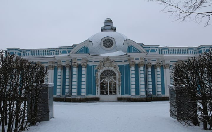 Пушкин пригород питера