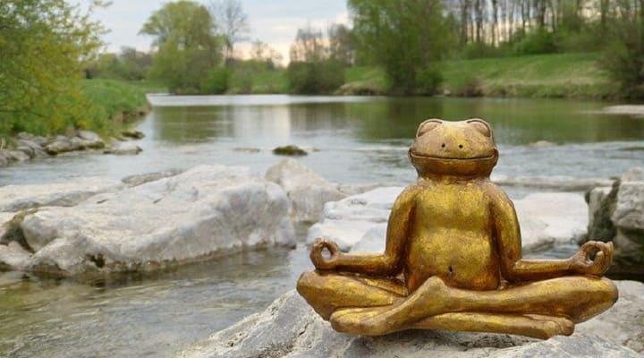 релакс отдых на реках и озерах