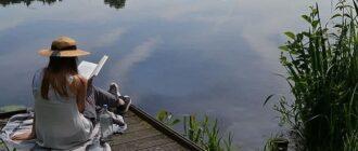 озера для купания в Ленинградской области
