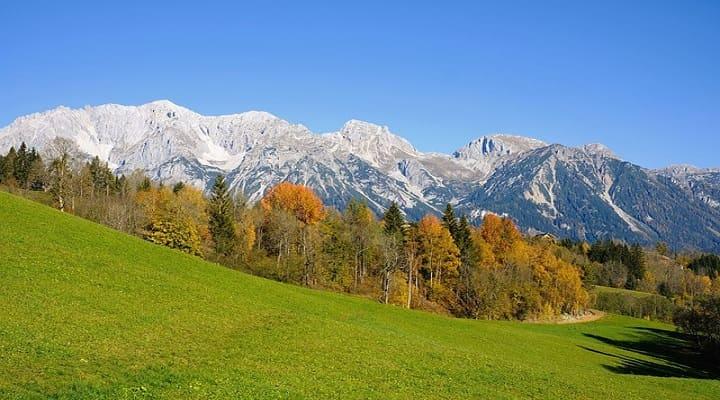 отдых в горах в октябре