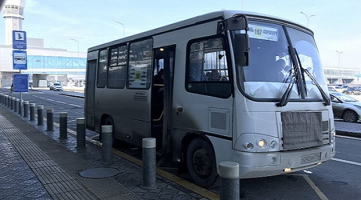 автобус 197