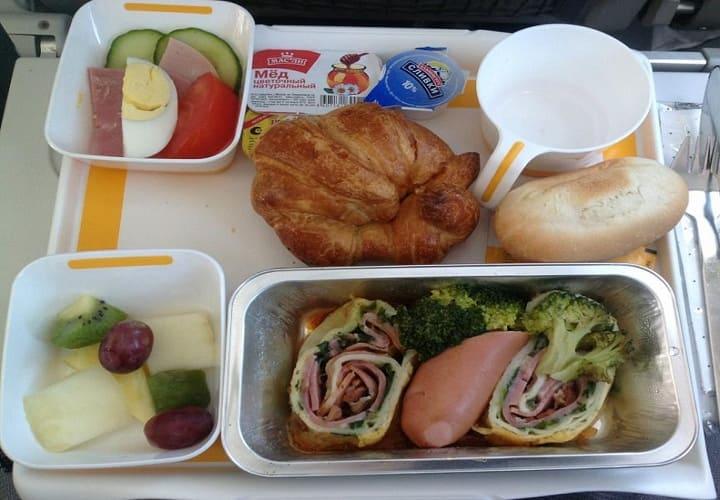 что взять из еды в поезд