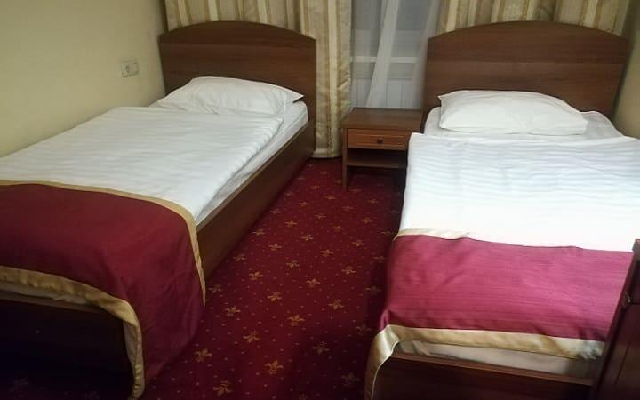отель Россия Санкт-Петербург