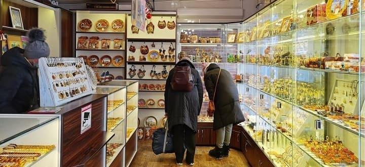 Что привезти в подарок из Калининграда – покупки сувениров