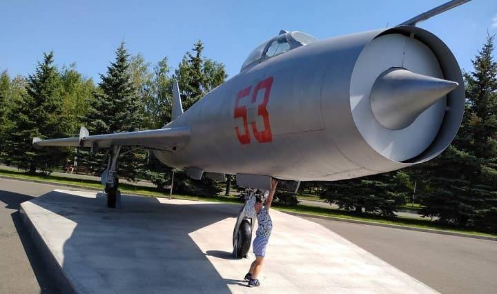 военная техника самолет
